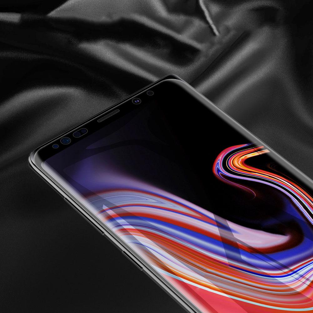 Szkło NILLKIN Full Glue 3D DS+ MAX dla Samsung Galaxy Note 9 - Seria DS+ MAX 3D - świetna jakość, idelne dopasowanie oraz prosta aplikacja