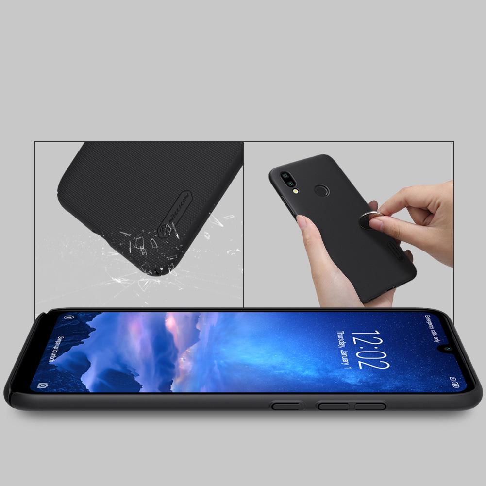 Etui Nillkin Frosted Shield dla Xiaomi Redmi 7 - Zawartość zestawu:
