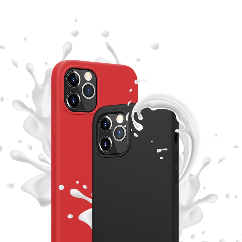 Etui Nillkin Flex Case dla Apple iPhone 12 Pro Max - Specyfikacja: Etui NILLKIN Flex Pure Case do iPhone 12 Pro Max