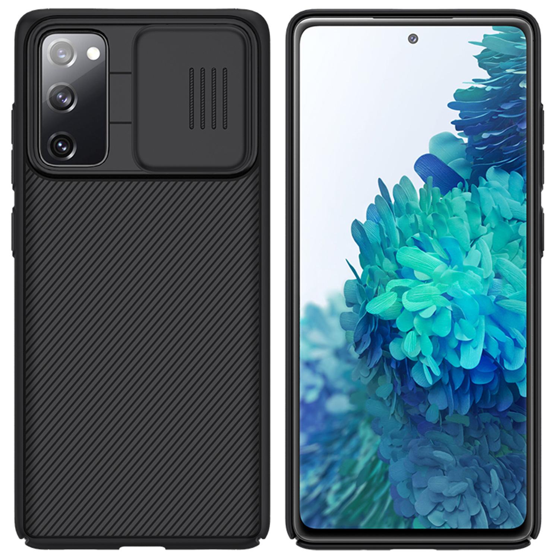 Etui Nillkin Camshield Samsung Galaxy S20 FE 2020 -