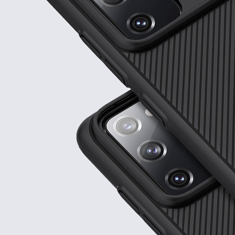 Etui Nillkin Camshield Samsung Galaxy S20 FE 2020 - Zestaw zawiera