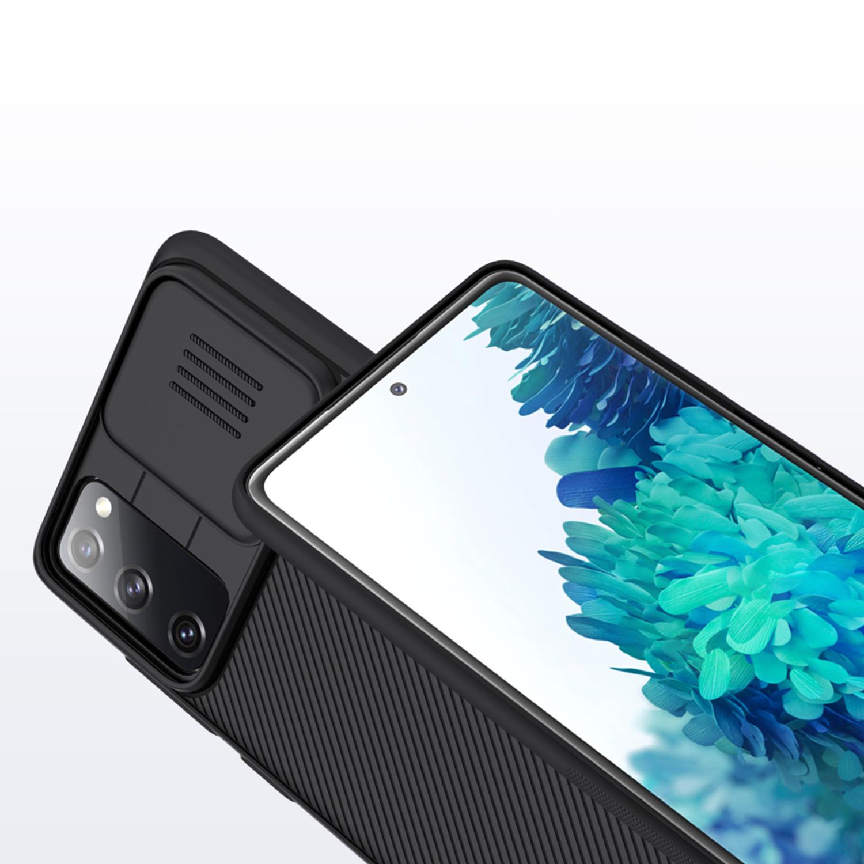 Etui Nillkin Camshield Samsung Galaxy S20 FE 2020 - Specyfikacja: Etui Nillkin CamShield do Galaxy S20 FE 2020