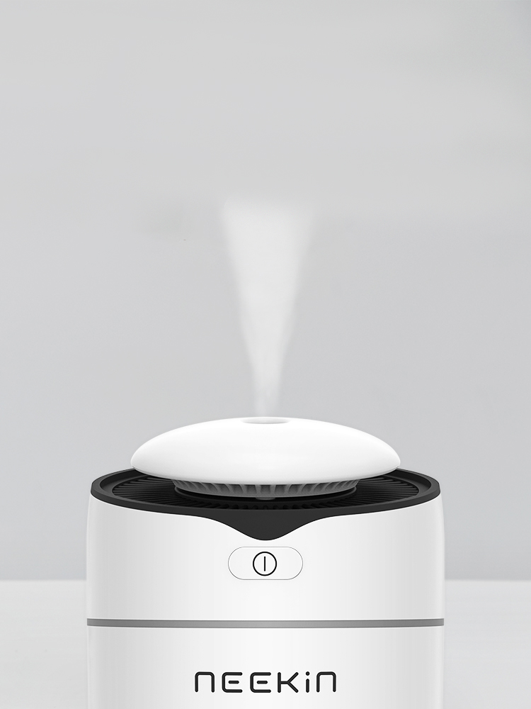 Nawilżacz powietrza Neekin by Nillkin Mist Humidifier - Zestaw zawiera