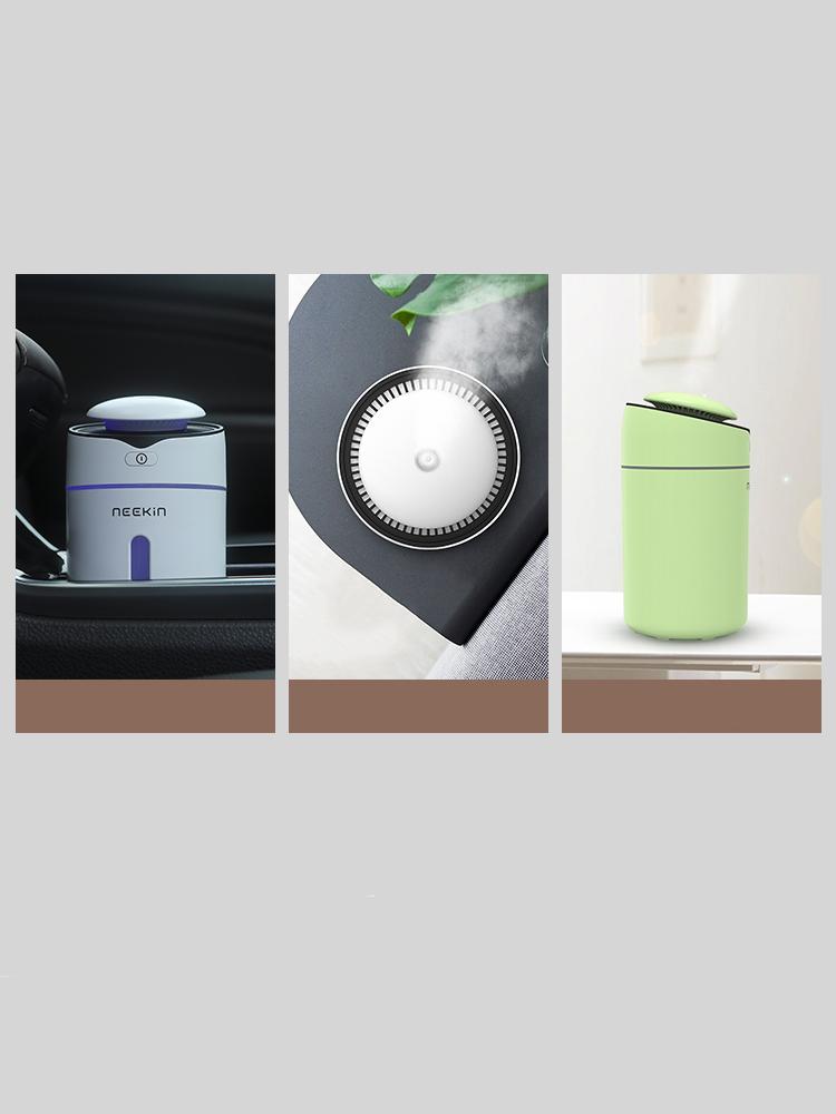 Nawilżacz powietrza Neekin by Nillkin Mist Humidifier - Wiele sposobów zasilania