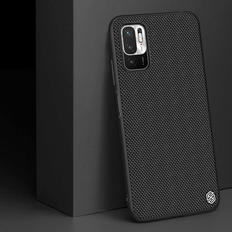 Etui Nillkin Textured dla Xiaomi Redmi Note 10 5G - Specyfikacja: Etui futerał NILLKIN Textured do Xiaomi Redmi Note 10 5G