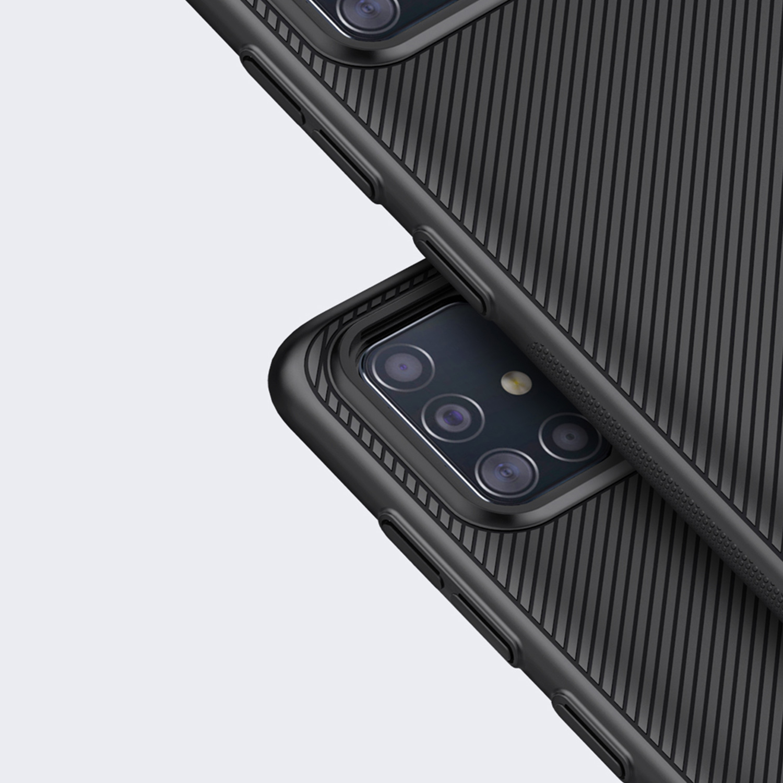 Etui Nillkin Camshield Samsung Galaxy A51 - Zestaw zawiera