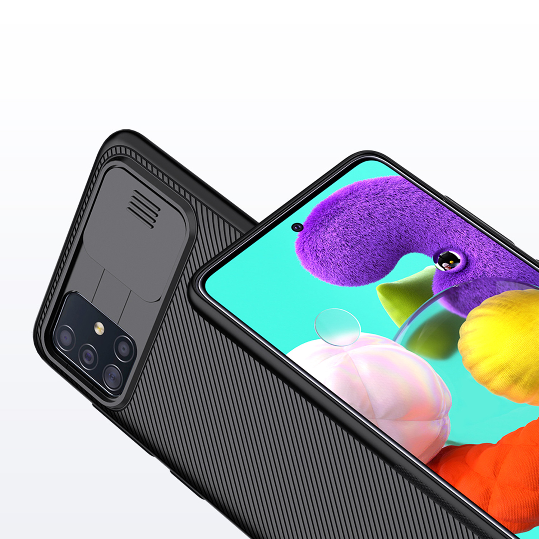 Etui Nillkin Camshield Samsung Galaxy A51 - Specyfikacja: Etui Nillkin CamShield do Samsung Galaxy A51