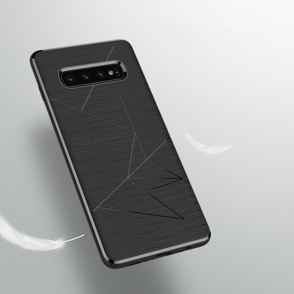 Etui Nillkin Magic Case wspierające ładowanie indukcyjne dla Samsung Galaxy S10 Plus - Funkcjonalność oraz design
