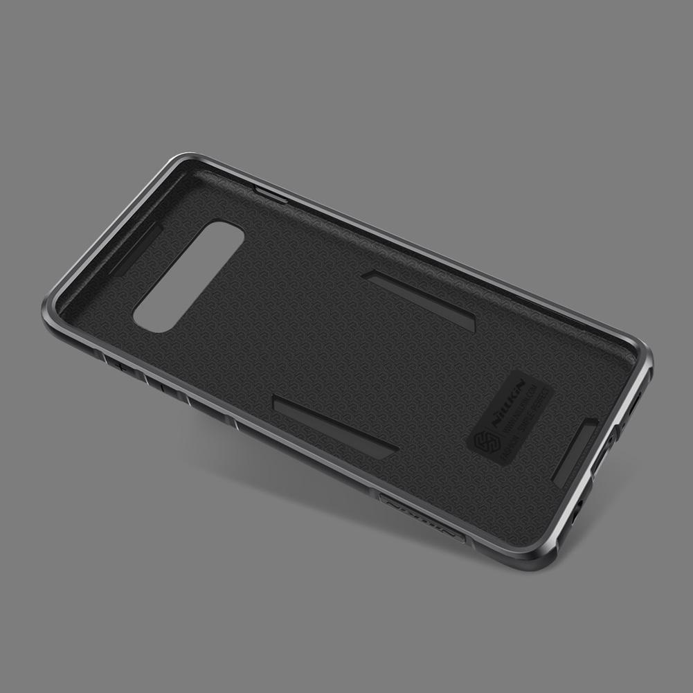 Etui Pancerne Nillkin Defender II dla Samsung Galaxy S10 - Świetne dopasowanie do dedykowanego urządzenia oraz wysoka jakość wykończenia