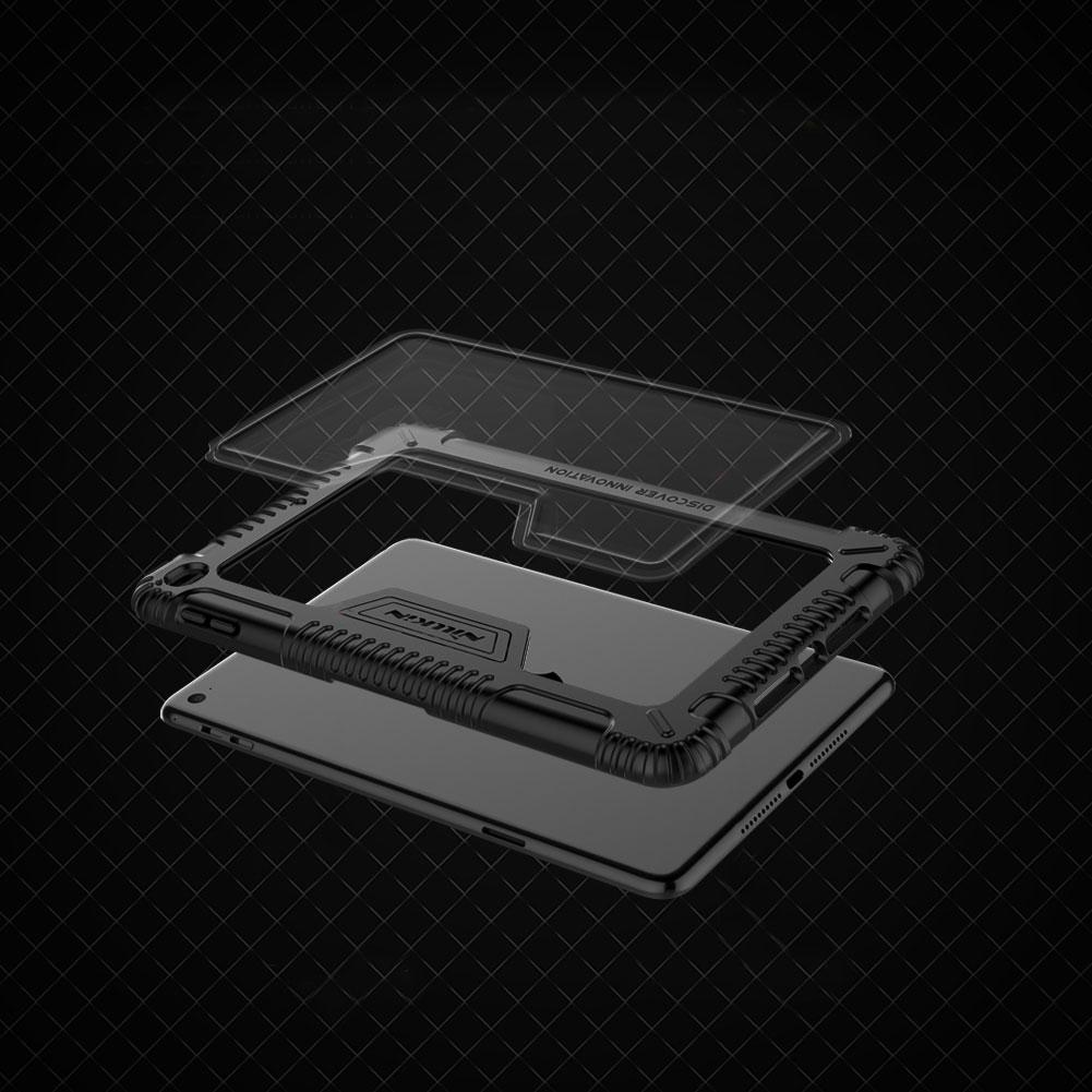 Etui Nillkin Bumper dla Apple iPad Mini 5 2019 - Transparentne plecki