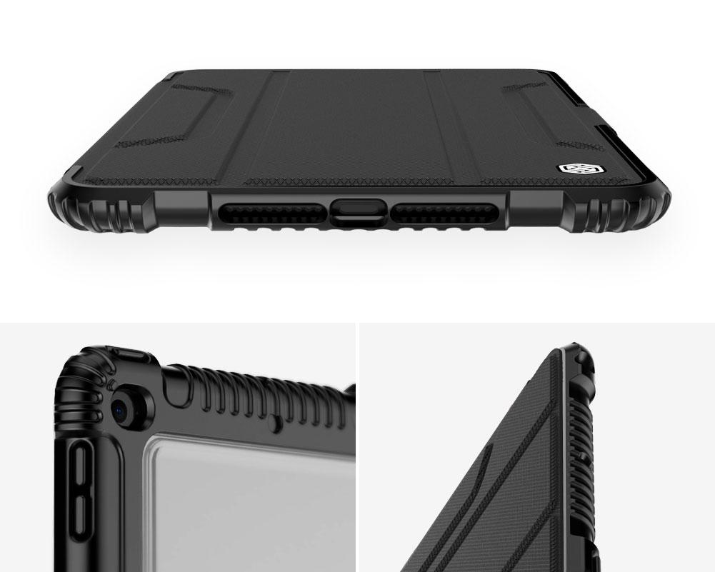 Etui Nillkin Bumper dla Apple iPad Mini 5 2019 - Specyfikacja: Etui Nillkin Bumper Apple iPad Mini 5 2019