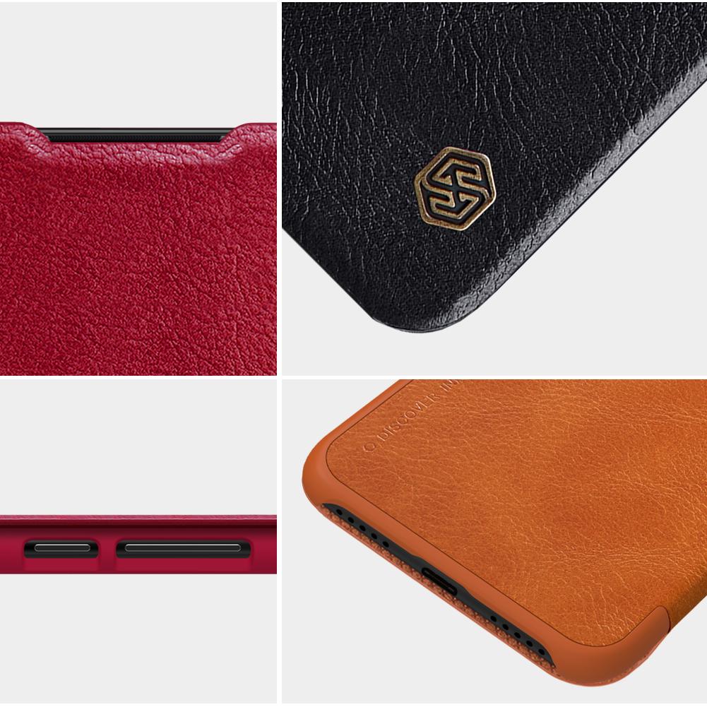 Etui Nillkin QIN dla Xiaomi Redmi Note 7+ szkło hartowane Nillkin Amazing H - Zalety, które pokochasz. Zostań z serią Qin na dłużej!
