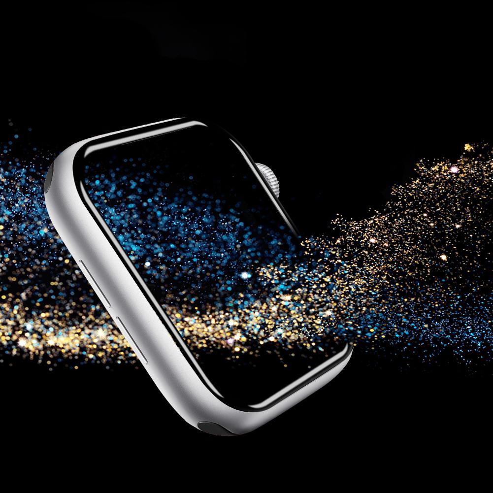 Szkło NILLKIN 3D AW+FULL Apple Watch S1/S2/S3 38 mm - Super cienkie