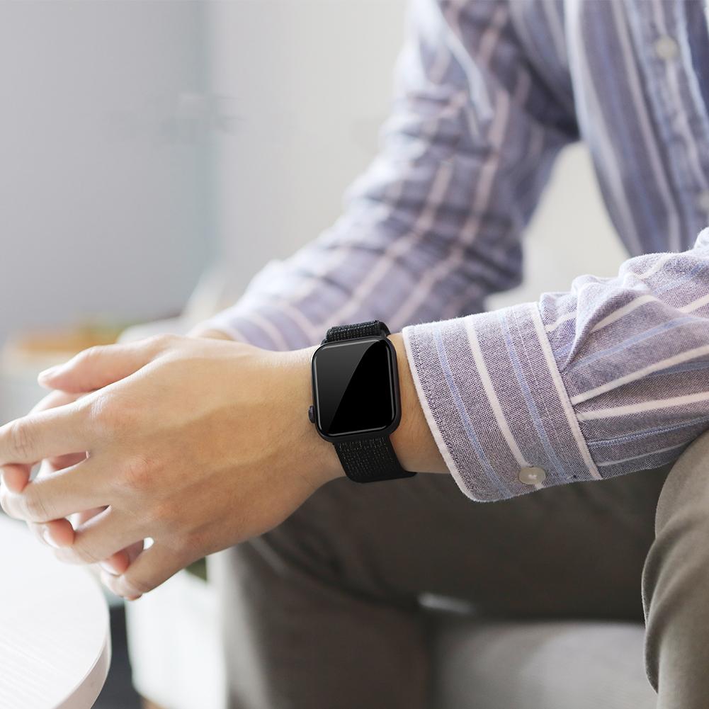 Szkło NILLKIN 3D AW+FULL Apple Watch S1/S2/S3 38 mm - Specyfikacja: Szkło NILLKIN 3D AW+FULL Watch 38 1/2/3