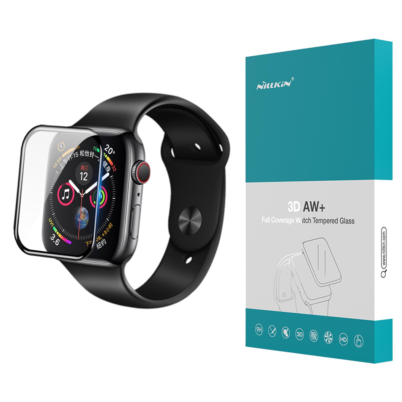 Szkło NILLKIN 3D AW+FULL Apple Watch4/5/6/SE 44 mm -