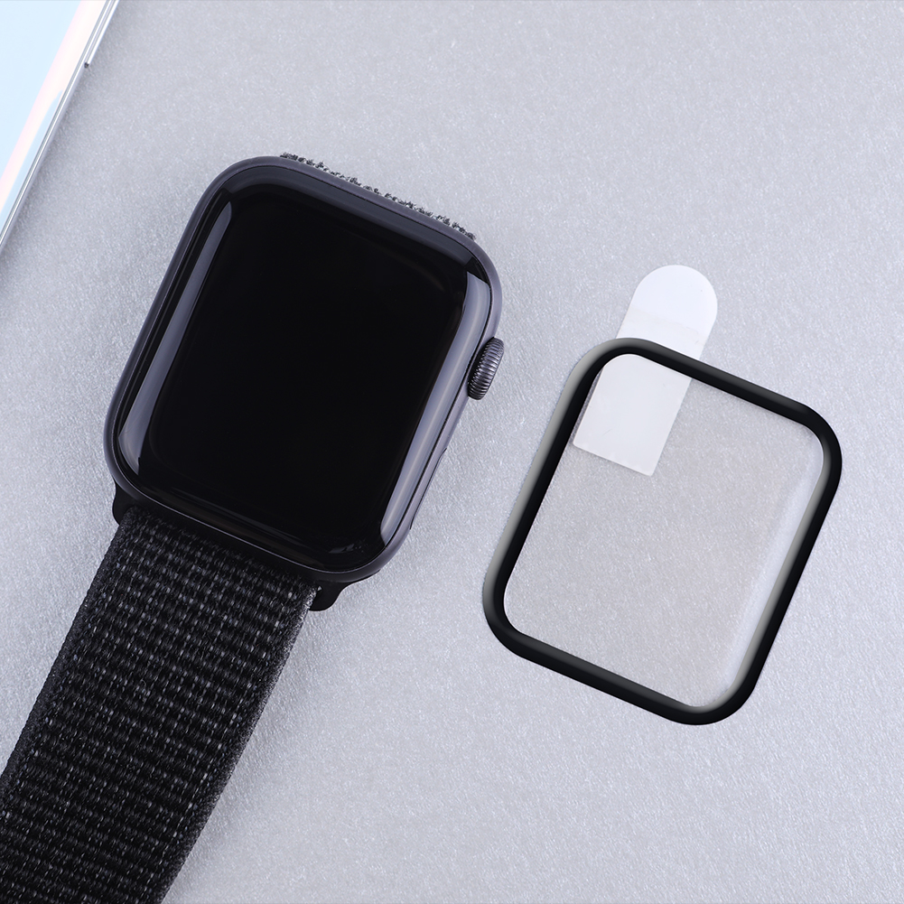 Szkło NILLKIN 3D AW+FULL Apple Watch4/5/6/SE 44 mm - Super cienkie