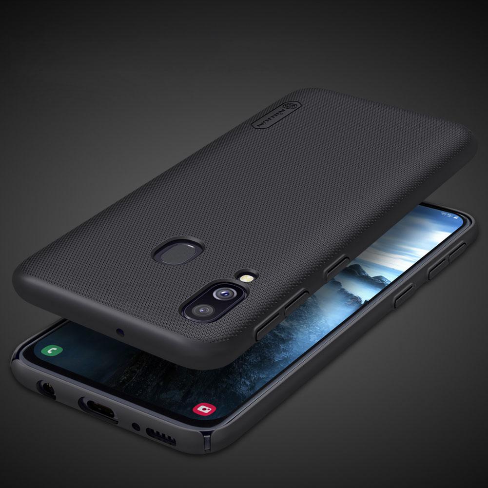 Etui Nillkin Frosted Shield dla Samsung Galaxy A40 - Zalety, które pokochasz. Zostań z serią Frosted na dłużej!