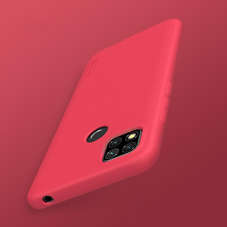 Etui Nillkin Frosted Shield dla Xiaomi Redmi 9C - Zalety, które pokochasz. Zostań z serią Frosted na dłużej!