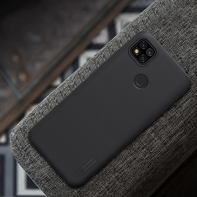 Etui Nillkin Frosted Shield dla Xiaomi Redmi 9C - Zawartość zestawu: