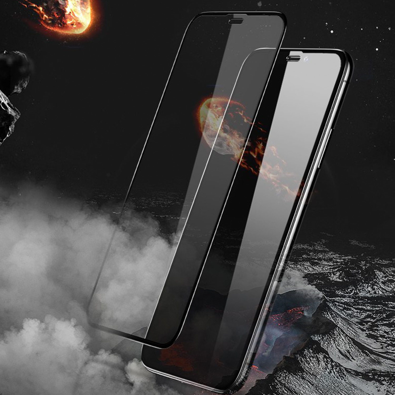 Szkło hartowane BENKS X PRO+ KING KONG 3D dla Apple iPhone XR - Zwiększona Wytrzymałość