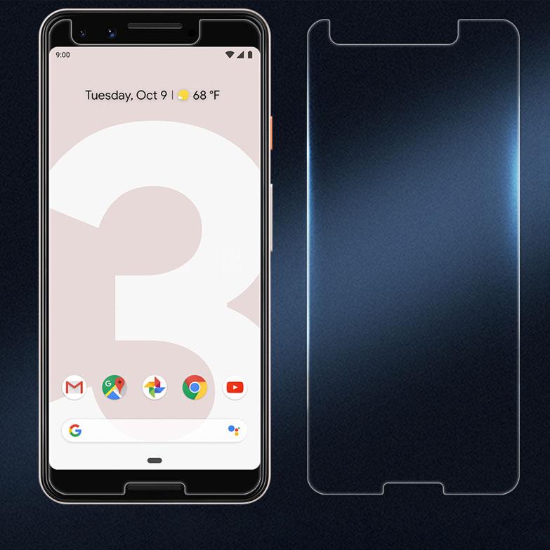 Szkło hartowane NILLKIN H+ PRO dla Google Pixel 3 - Bezproblemowa aplikacja
