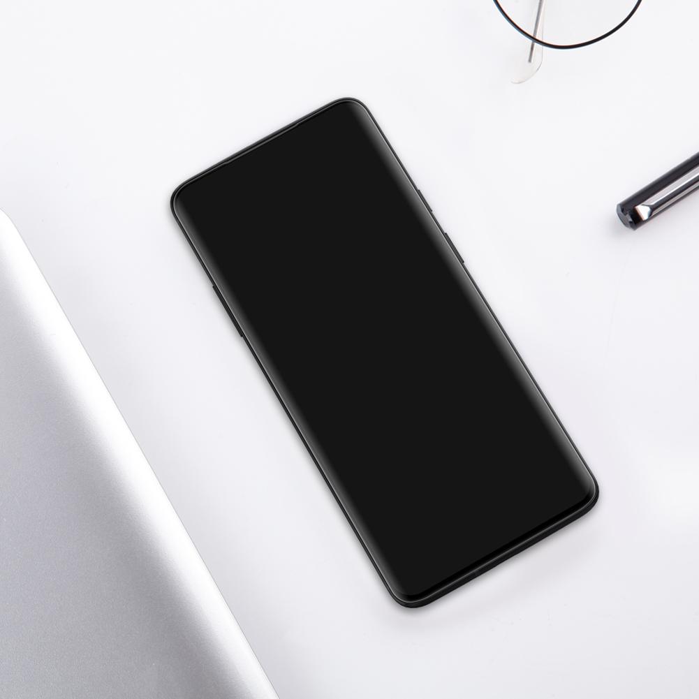 Szkło NILLKIN CP+ MAX dla Oneplus 7 Pro - Seria CP+ MAX 3D - świetna jakość, idelne dopasowanie oraz prosta aplikacja