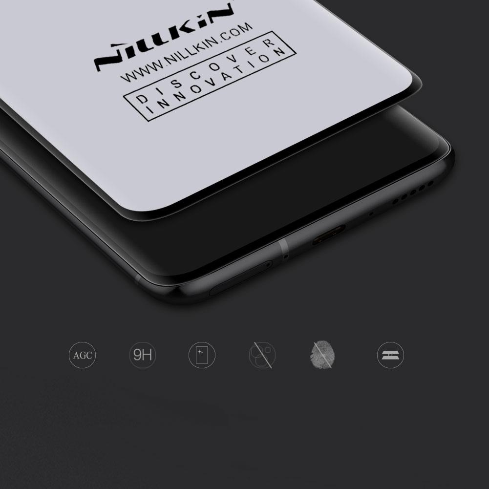 Szkło NILLKIN CP+ MAX dla Oneplus 7 Pro - Zestaw zawiera: