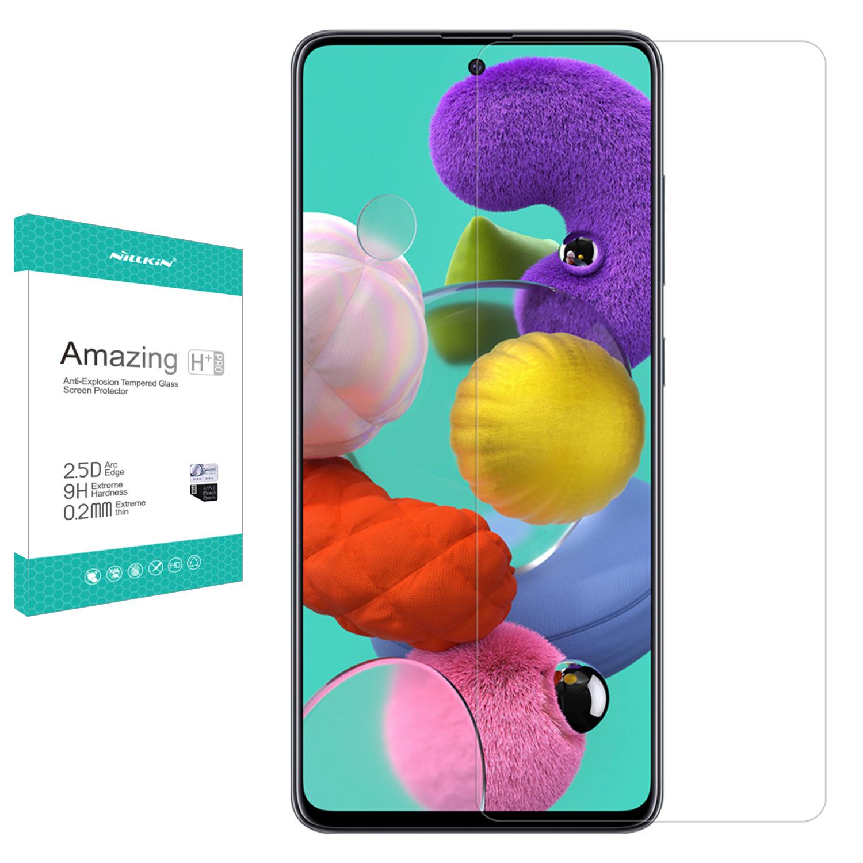 Szkło hartowane NILLKIN H+ PRO dla Samsung Galaxy A51/M31s -