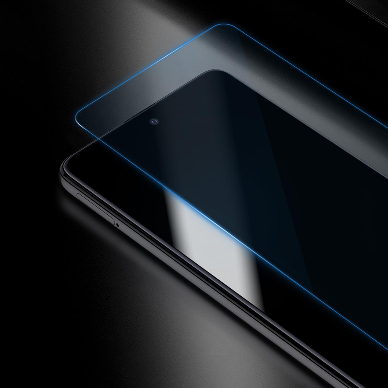 Szkło hartowane NILLKIN H+ PRO dla Samsung Galaxy A51/M31s - Bezproblemowa aplikacja