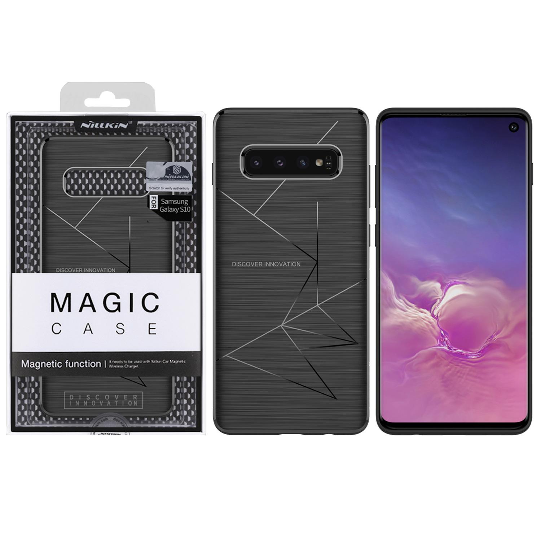 Etui Nillkin Magic Case wspierające ładowanie indukcyjne dla Samsung Galaxy S10 -