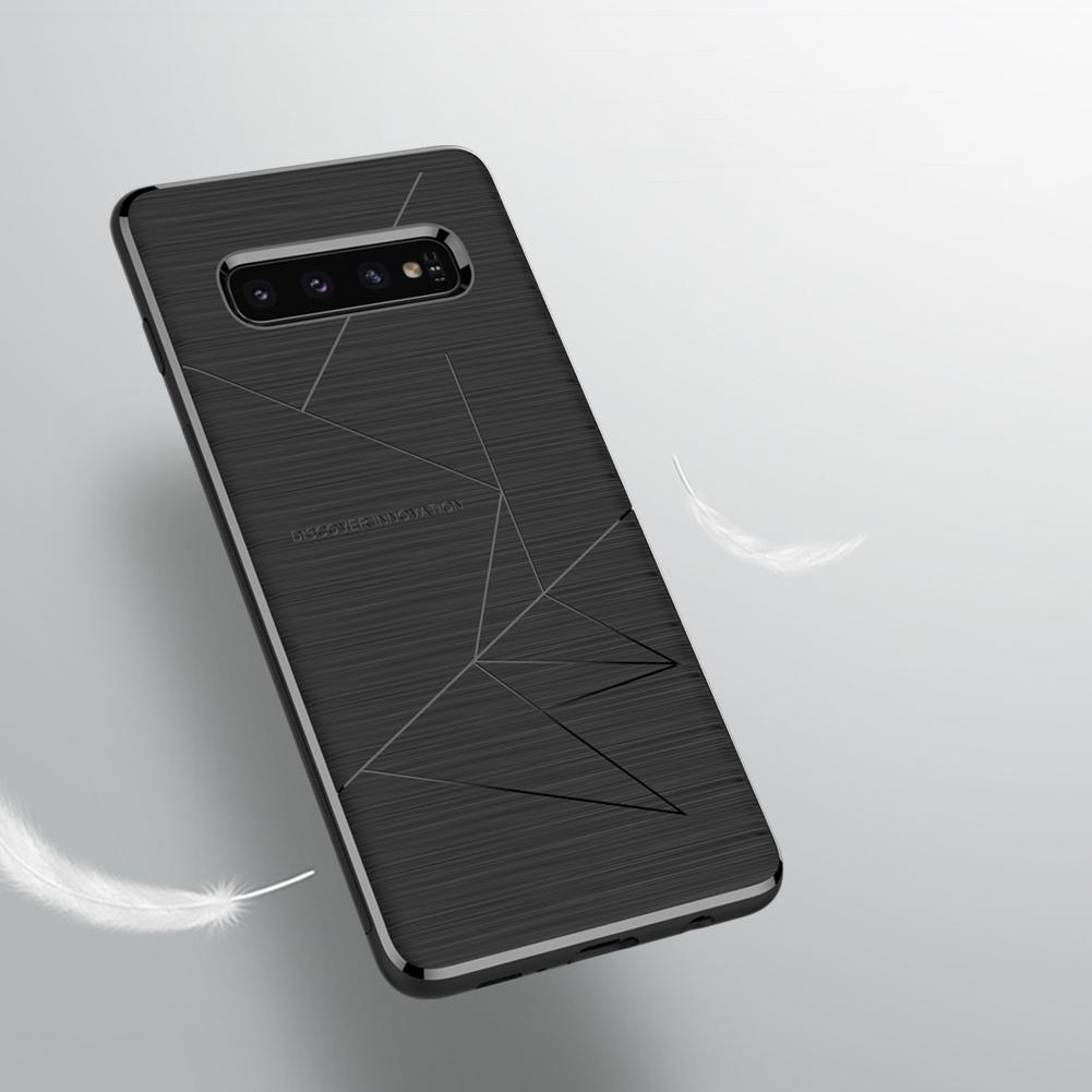 Etui Nillkin Magic Case wspierające ładowanie indukcyjne dla Samsung Galaxy S10 - Funkcjonalność oraz design