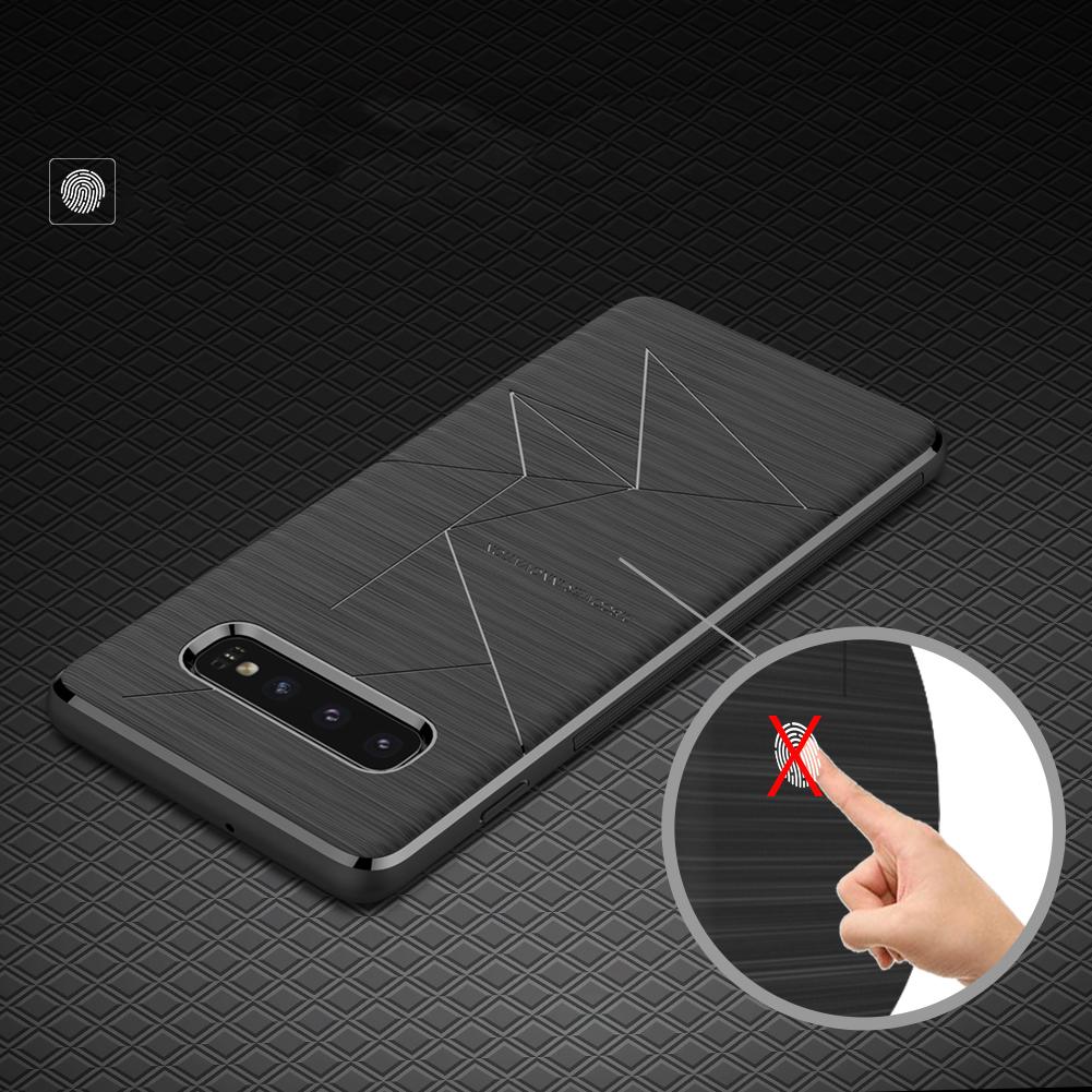 Etui Nillkin Magic Case wspierające ładowanie indukcyjne dla Samsung Galaxy S10 - Świetne dopasowanie oraz pełna funkcjonalność