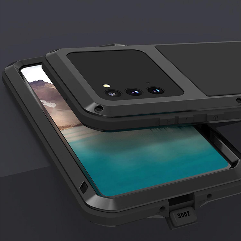 Etui Love Mei dla Samsung Galaxy Note 20 - Specyfikacja: Etui PANCERNE Love Mei do Samsung Galaxy Note 20